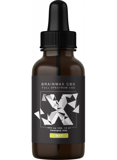 BrainMax CBD DAY, 9%, 10 ml