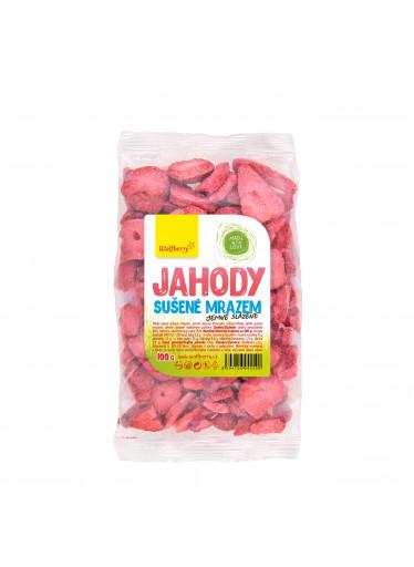 Wolfberry Jahody lyofilizované jemně slazené 100 g
