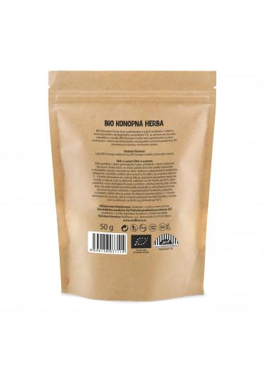 Wolfberry Konopná herba - pro domácí rukodělnou tvorbu BIO 50 g