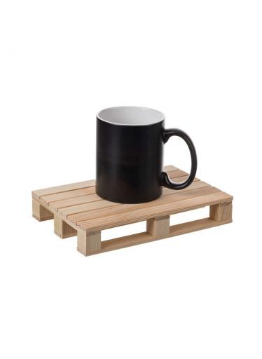 ČistéDřevo Dřevěná paletka 20 x 13 cm