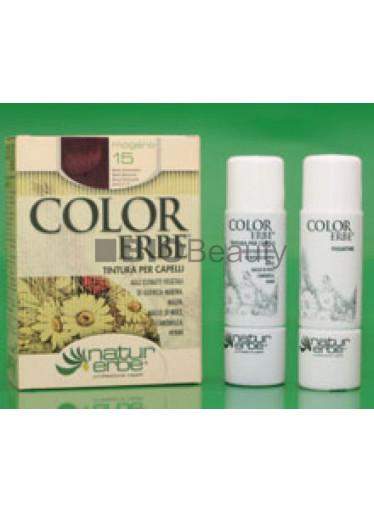 Color Erbe Barva na vlasy No.15 Mahagon. 4.5