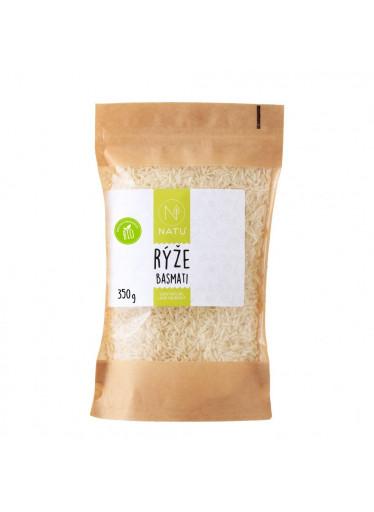 NATU Rýže Basmati BIO 350 g