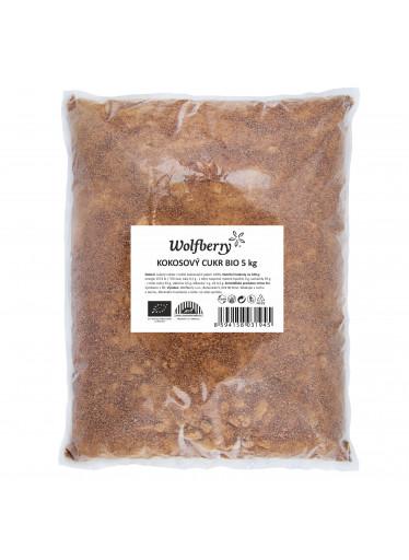 Wolfberry Kokosový cukr BIO 5 kg