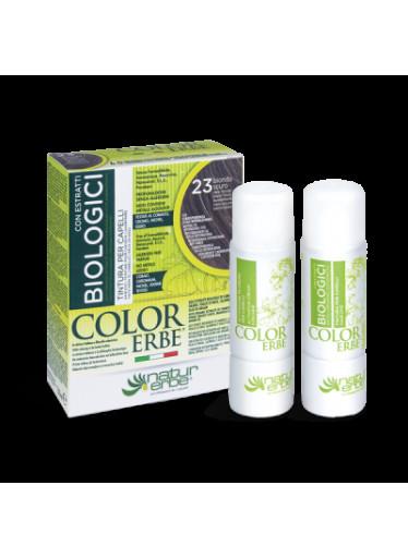 Color Erbe Biologici No.23 Tmavá blond