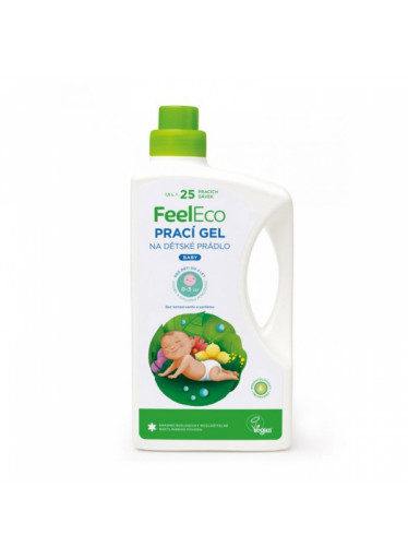 Feel Eco Prací gel Baby