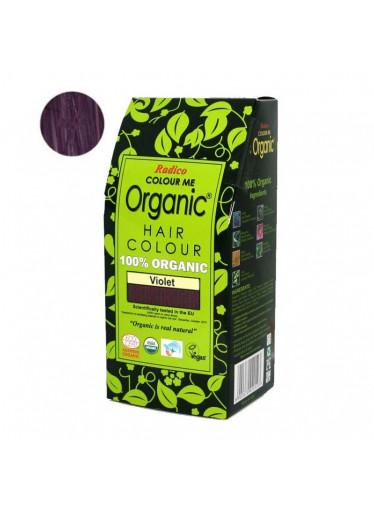 Radico Přírodní barva na vlasy BIO (100 g) - fialová - pro zdraví, lesk a sílu