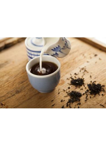 mamacoffee černý čaj Earl Grey Organic sypaný 70 g - Tradiční