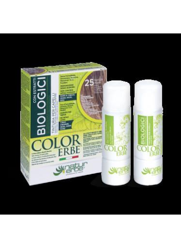 Color Erbe Biologici No.25 Medová blond