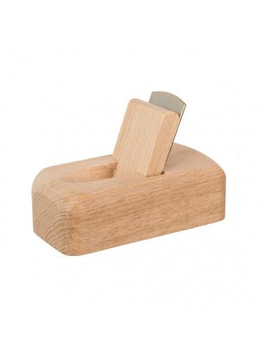 """ČistéDřevo Dřevěný otvírák na láhve """"hoblík"""""""