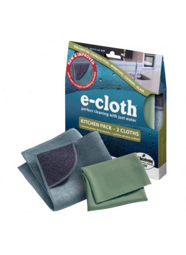 E-cloth Sada hadříků do kuchyně - 2ks
