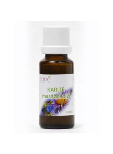 Eoné Karité masážní olej, 20 ml