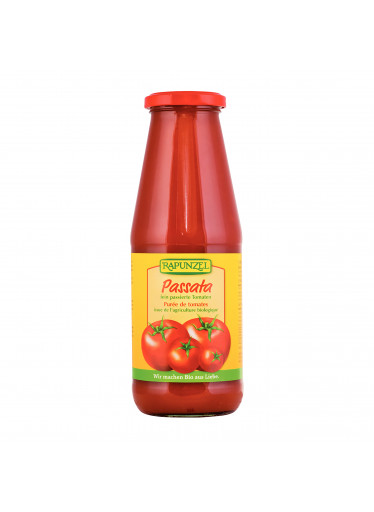 Rapunzel Passata-drcená rajčata BIO 680 g