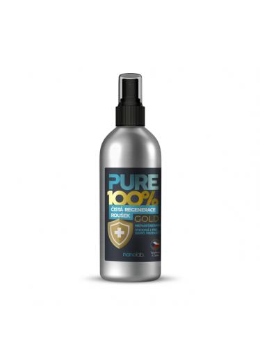 Nanolab Regenerace roušek a respirátorů PURE 100% Gold 100 ml