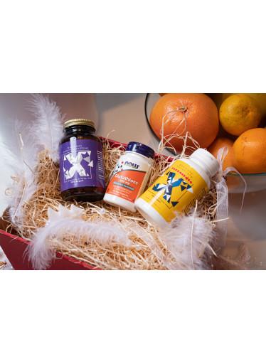 BrainMax Detoxikace a hormonální rovnováha