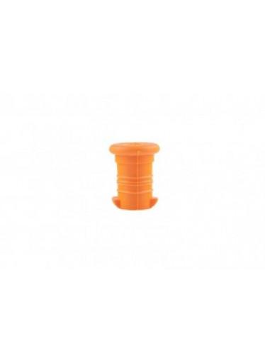 Zdravá lahev Náhradní pítko, barva oranžová