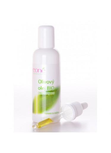 Eoné Olivový olej BIO lisovaný za studena, 100 ml