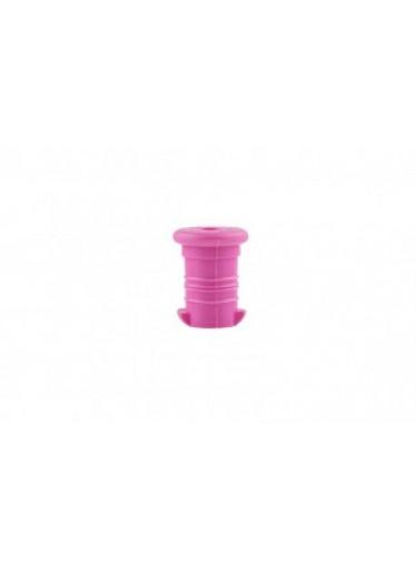 Zdravá lahev Náhradní pítko, barva fialová
