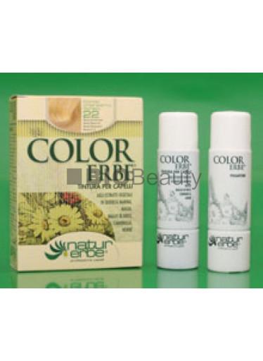 Color Erbe Barva na vlasy No.22 Světle zlatavá blond. 9.3