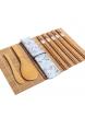 ČistéDřevo Dřevěný sushi set