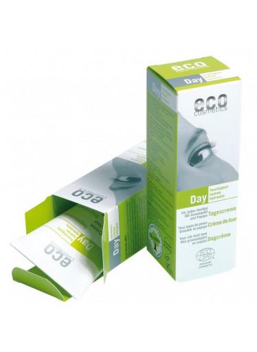 Eco Cosmetics Denní krém BIO (50 ml) - s granátovým jablkem a papájou