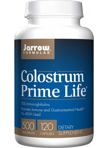 Jarrow Colostrum (kolostrum) 500 mg, 120 rostlinných kapslí