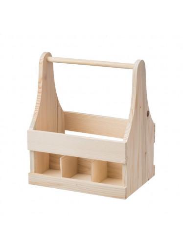 ČistéDřevo Dřevěný nosič XI