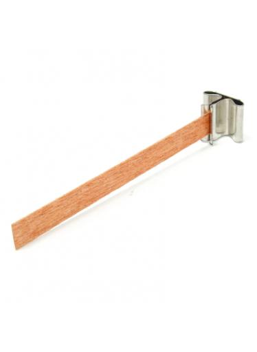 ČistéDřevo Dřevěný knot 13 cm