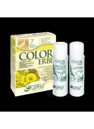 Color Erbe Barva na vlasy No.07 Světlá blond. 9.0