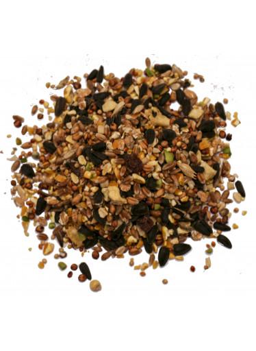 Směs semínek s ovocem, oříšky a konopím 2 kg