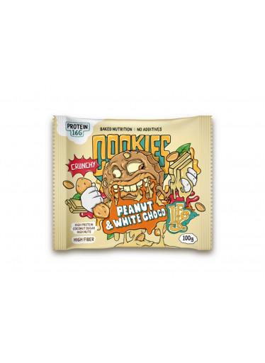 LifeLike - Cookies sušenka Peanut and White Chocolate - 100g