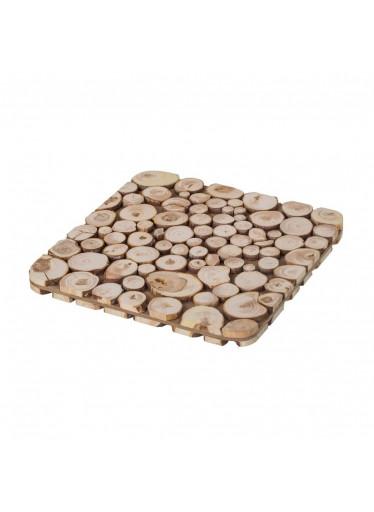ČistéDřevo Dřevěná podložka z kulatiny