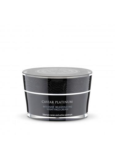 Caviar Platinum Omlazující noční krém, 50 ml