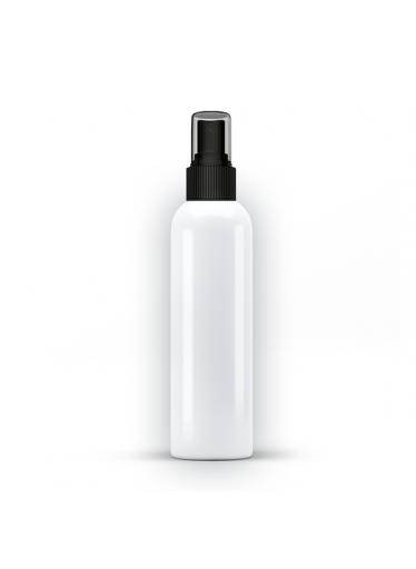 Sprej: prázdná lahvička bílá 100ml