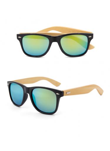 ČistéDřevo Dřevěné sluneční brýle II