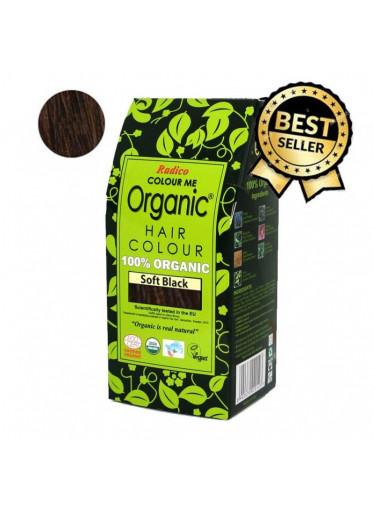 Radico Přírodní barva na vlasy BIO (100 g) - černá - pro zdraví, lesk a sílu