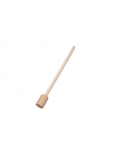 ČistéDřevo Dřevěný tlouk na zelí 60 cm