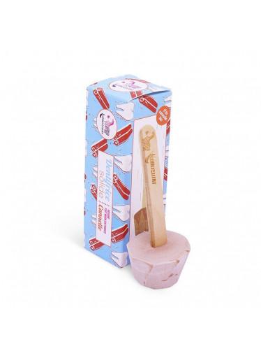 Lamazuna Tuhá zubní pasta - skořice (17 g) - vhodná i pro děti a těhotné