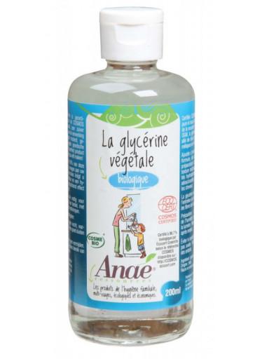 Ecodis Rostlinný glycerin BIO (200 ml) - hydratuje a zjemňuje pokožku