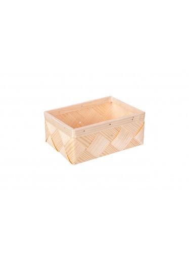 ČistéDřevo Dřevěný box z dýhy