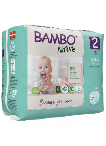 ABENA Bambo Nature 2 S pro 3-6kg 30ks