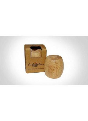 Curanatura Bambusový stojánek na 1 kartáček
