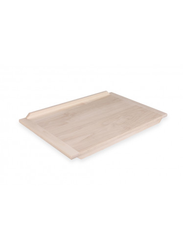 ČistéDřevo Dřevěný vál 60 x 40 cm (oboustranný)