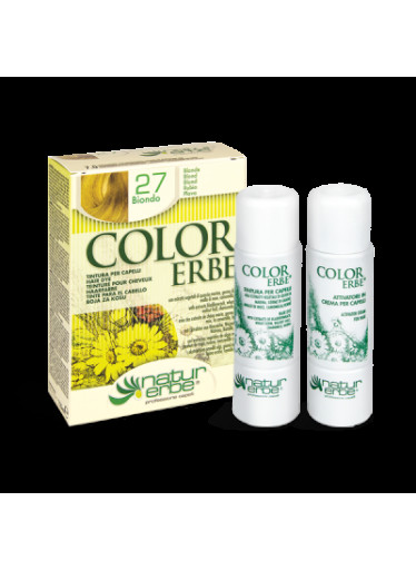 Color Erbe Barva na vlasy No.27. Blond 7.0
