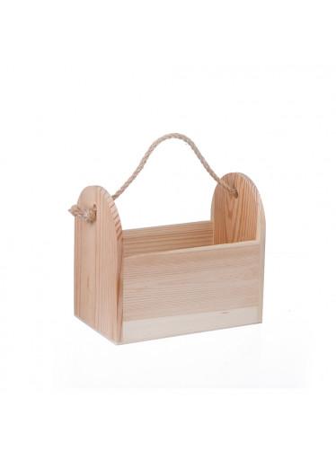 ČistéDřevo Dřevěný nosič II