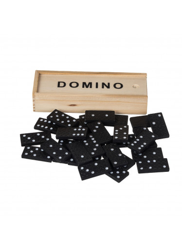 ČistéDřevo Dřevěné domino I