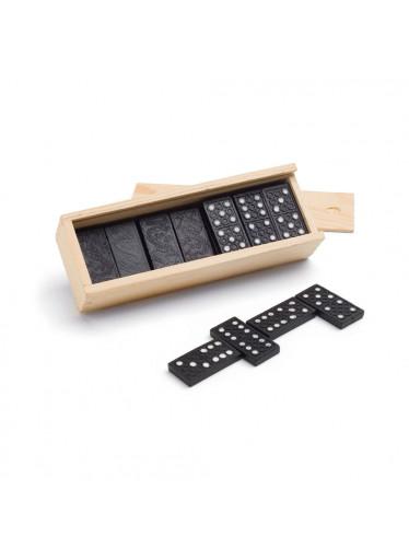 ČistéDřevo Dřevěné domino