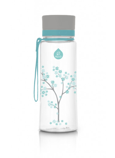 Equa - plastová lahev Mint Blossom 600ml
