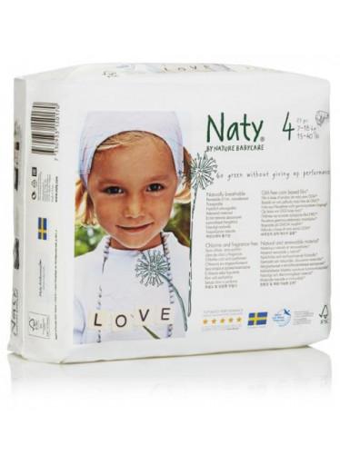 Naty Plenky Nature Babycare Maxi+ 11-25 kg (23 ks)