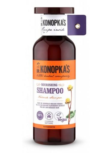 Vyživující šampon Konopka 500ml