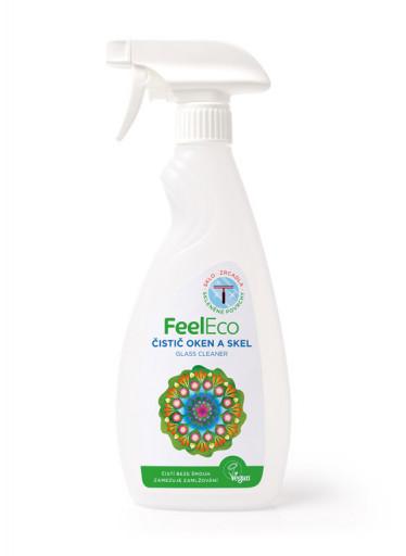 Feel Eco Čistič oken a dalších skleněných povrchů 500 ml